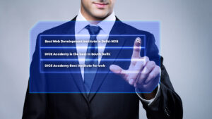 How to select the right web development course and institute